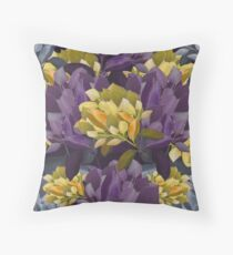 Knightly Throw Pillow
