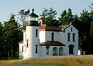 Admiralty Head Lighthouse by Dave Davis