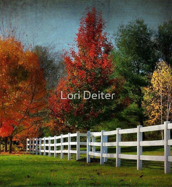 Autumn in the Valley by Lori Deiter