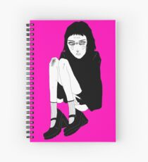 PUNK Spiral Notebook