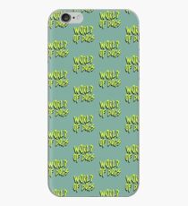 world of dogs iPhone Case