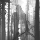Ghost in the Window by RoosterRepublic