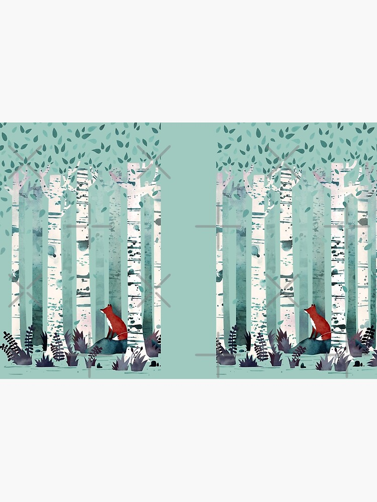 The Birches by littleclyde