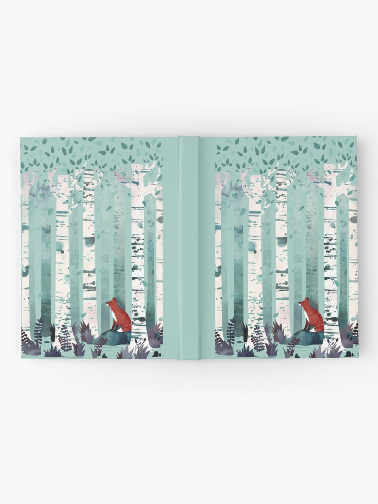 Alternate view of The Birches Hardcover Journal