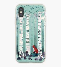 Die Birken iPhone-Hülle & Cover