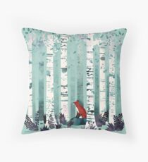 The Birches Floor Pillow