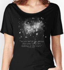We are all in the gutter Women's Relaxed Fit T-Shirt