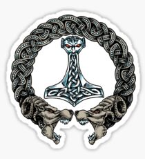 Troth Ring Sticker
