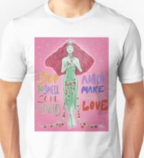 The Lady of May Slim Fit T-Shirt