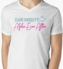 Alpha Ever After V-Neck T-Shirt