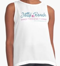 Salty Kisses Sleeveless Top