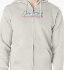 Happy Place Zipped Hoodie
