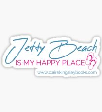 Happy Place Glossy Sticker