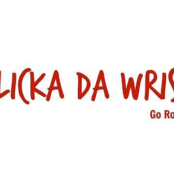 Flicka Da Wrist by jdbruegger