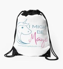 Might be Magic Drawstring Bag