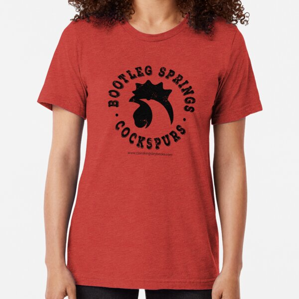 Cockspurs Tri-blend T-Shirt