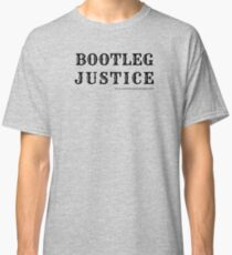 Bootleg Justice Classic T-Shirt