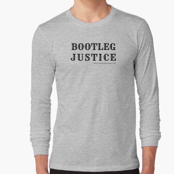 Bootleg Justice Long Sleeve T-Shirt