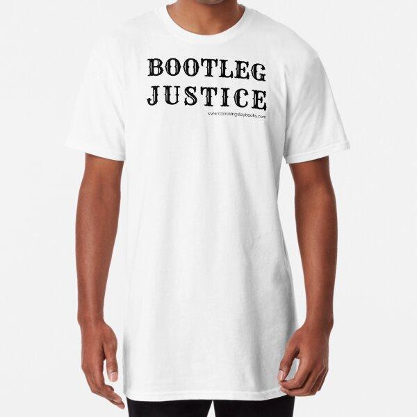 Bootleg Justice Long T-Shirt