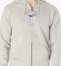 Dirty Martini Running Club Zipped Hoodie