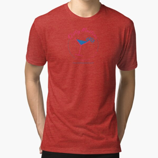 Dirty Martini Running Club Tri-blend T-Shirt