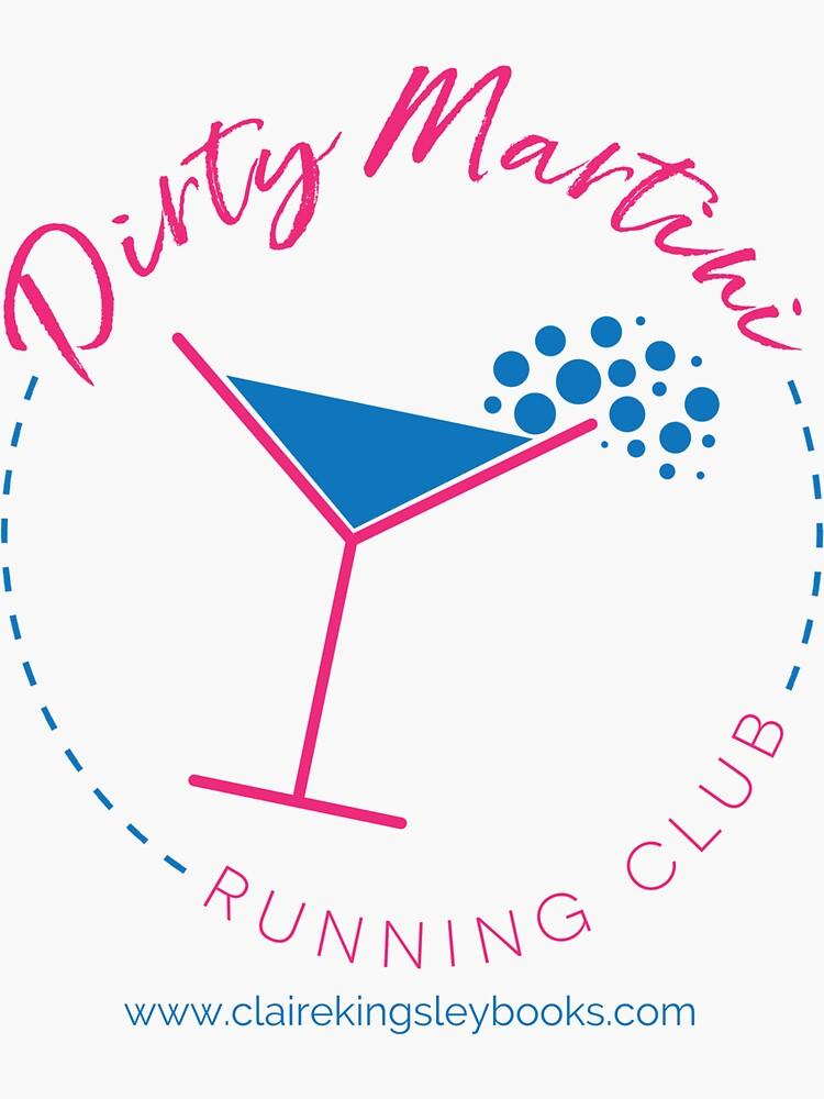 Dirty Martini Running Club by alwayshavepub