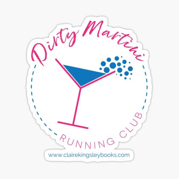 Dirty Martini Running Club Sticker