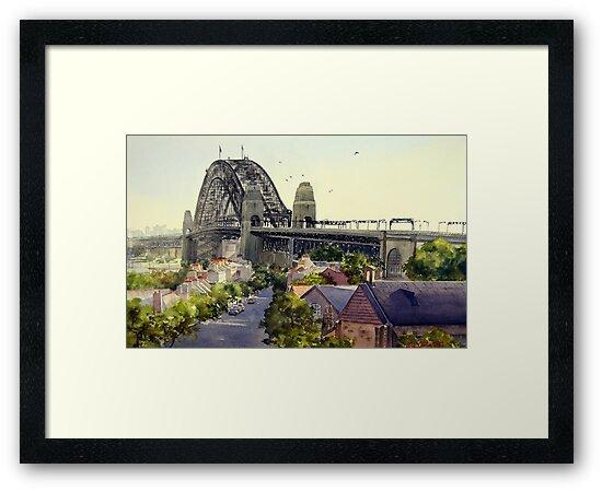 The Rocks, Sydney by Joe Cartwright