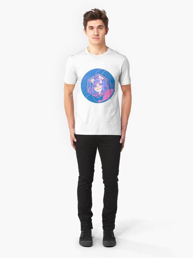 Alternate view of pyeo Slim Fit T-Shirt