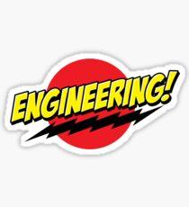 Engineering! Sticker Sticker