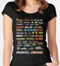WDW RVs Women's Fitted Scoop T-Shirt