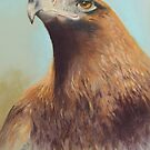 Emissary - Eagle totem by Cheryl White