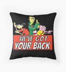 we've got your back Shirt Floor Pillow