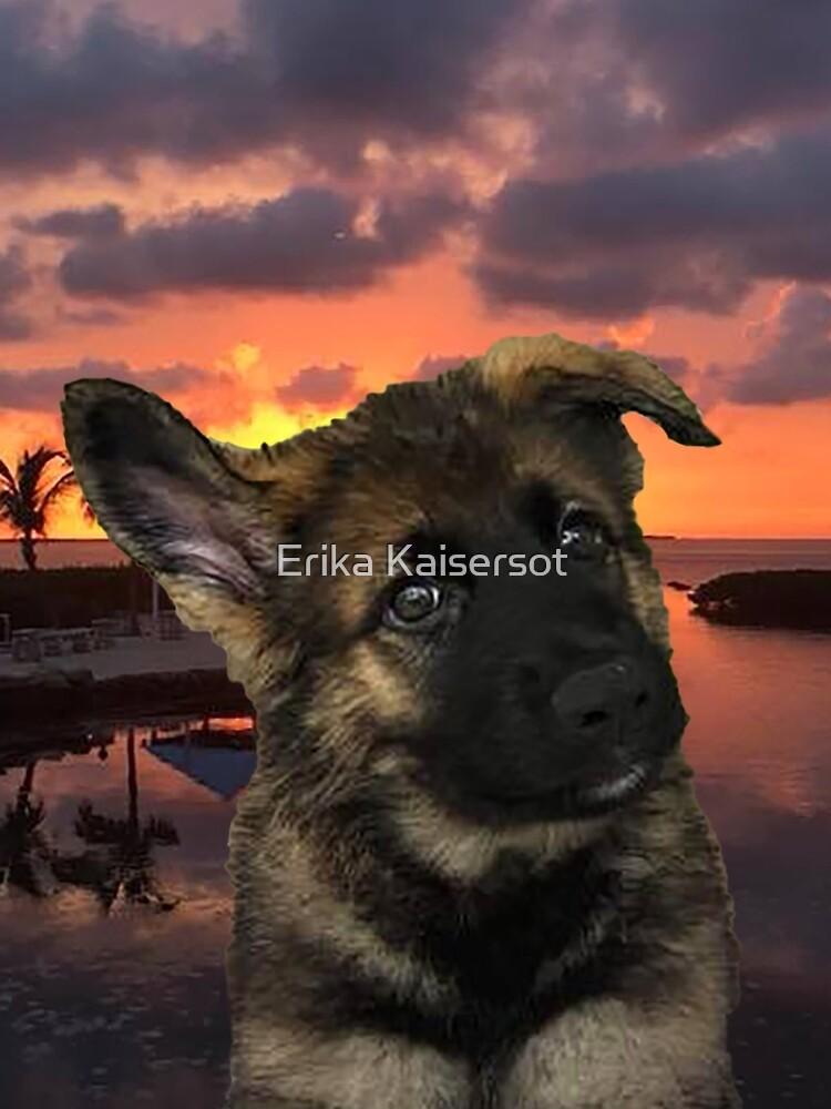 Loki German Shepherd by ErikaKaisersot