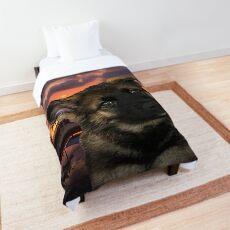 Loki German Shepherd Comforter