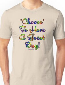Choose to be Happy ☺ T-Shirt