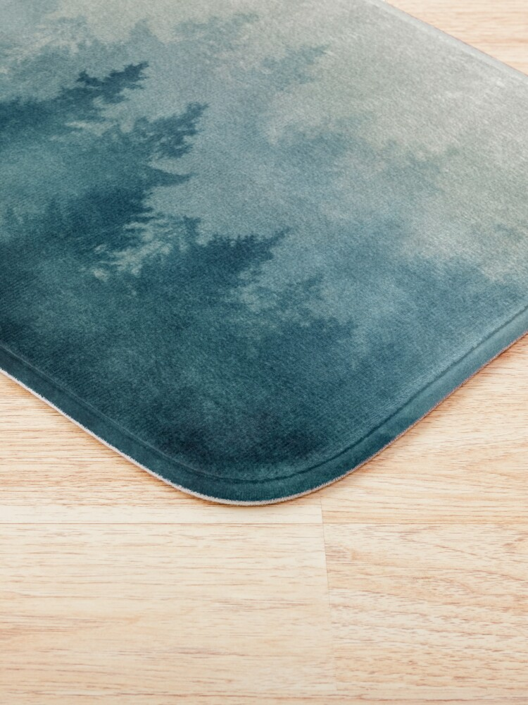 Alternate view of The Heart Of My Heart // So Far From Home Edit Bath Mat
