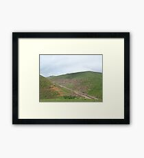 Himalayan High Mountain Community Framed Print