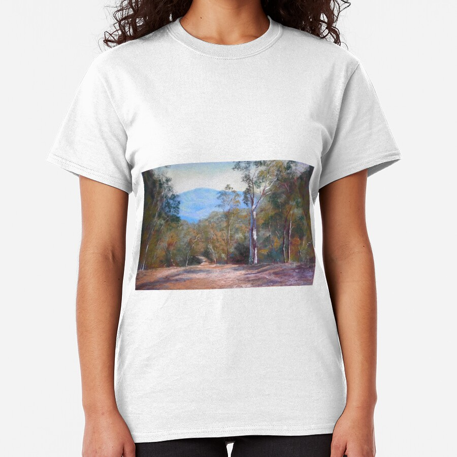 'High Country Track' Classic T-Shirt