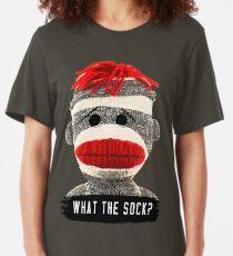 Sock Monkey Just Wants a Friend iphone case