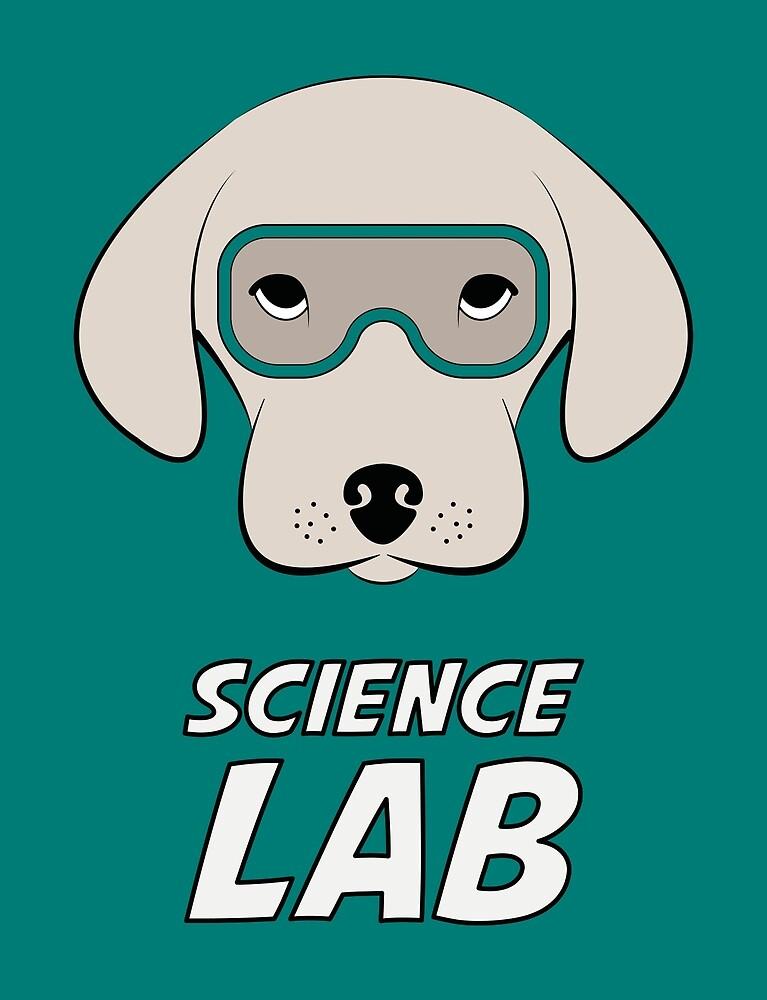 Science Lab by Ruben Wills