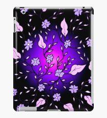Violet Blooms iPad Case/Skin