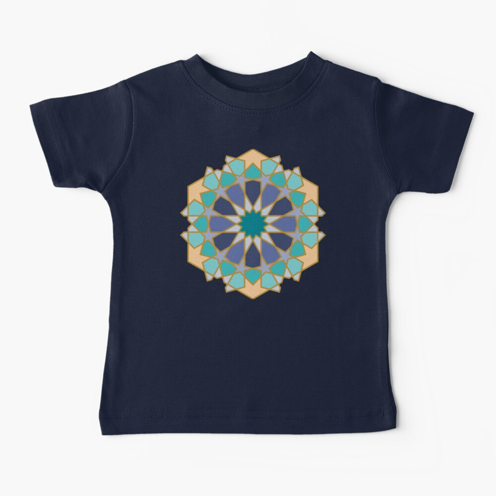 Geometric Pattern: Arabic Tiles: Dream Baby T-Shirt
