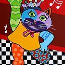 Dancing queen by Mirjam Griffioen