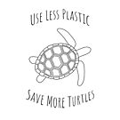 Save the Turtles - Small by Potions