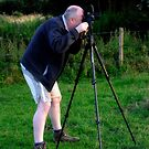 Tripod, Light and Action by Karen  Betts