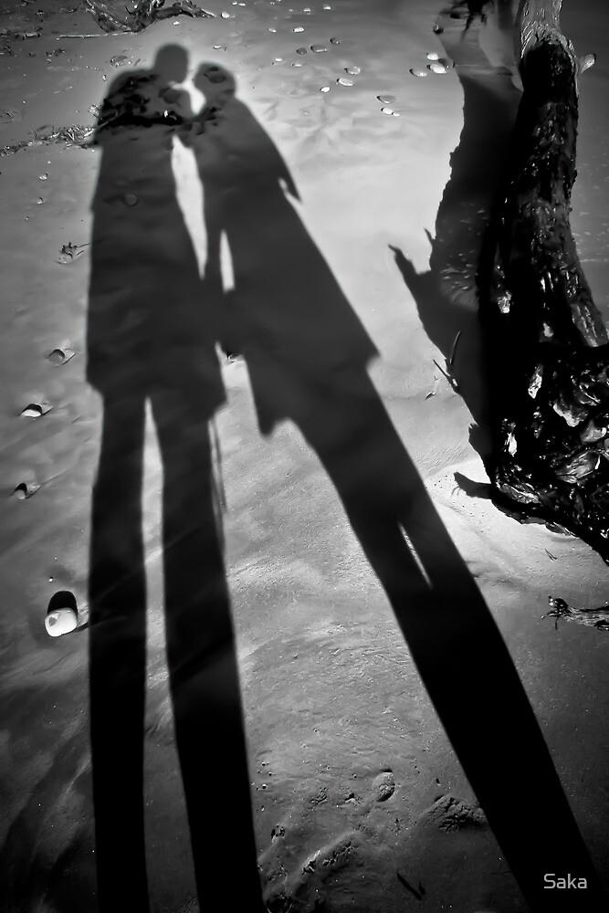 You + Me II (The Kiss) by Saka