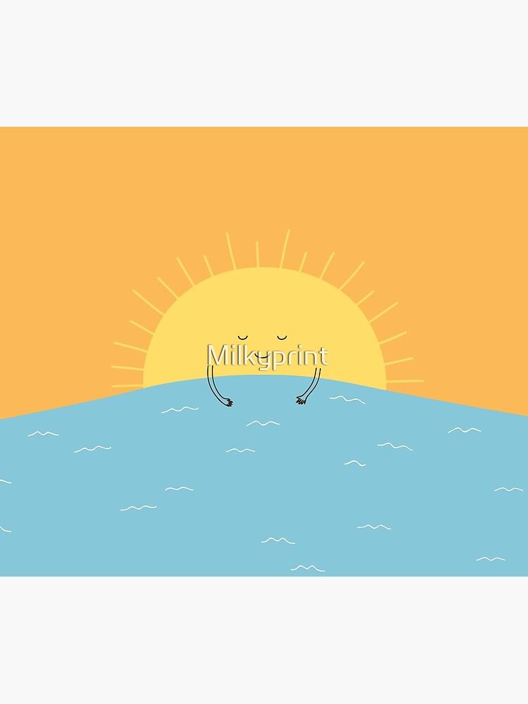 good morning sunshine! by Milkyprint