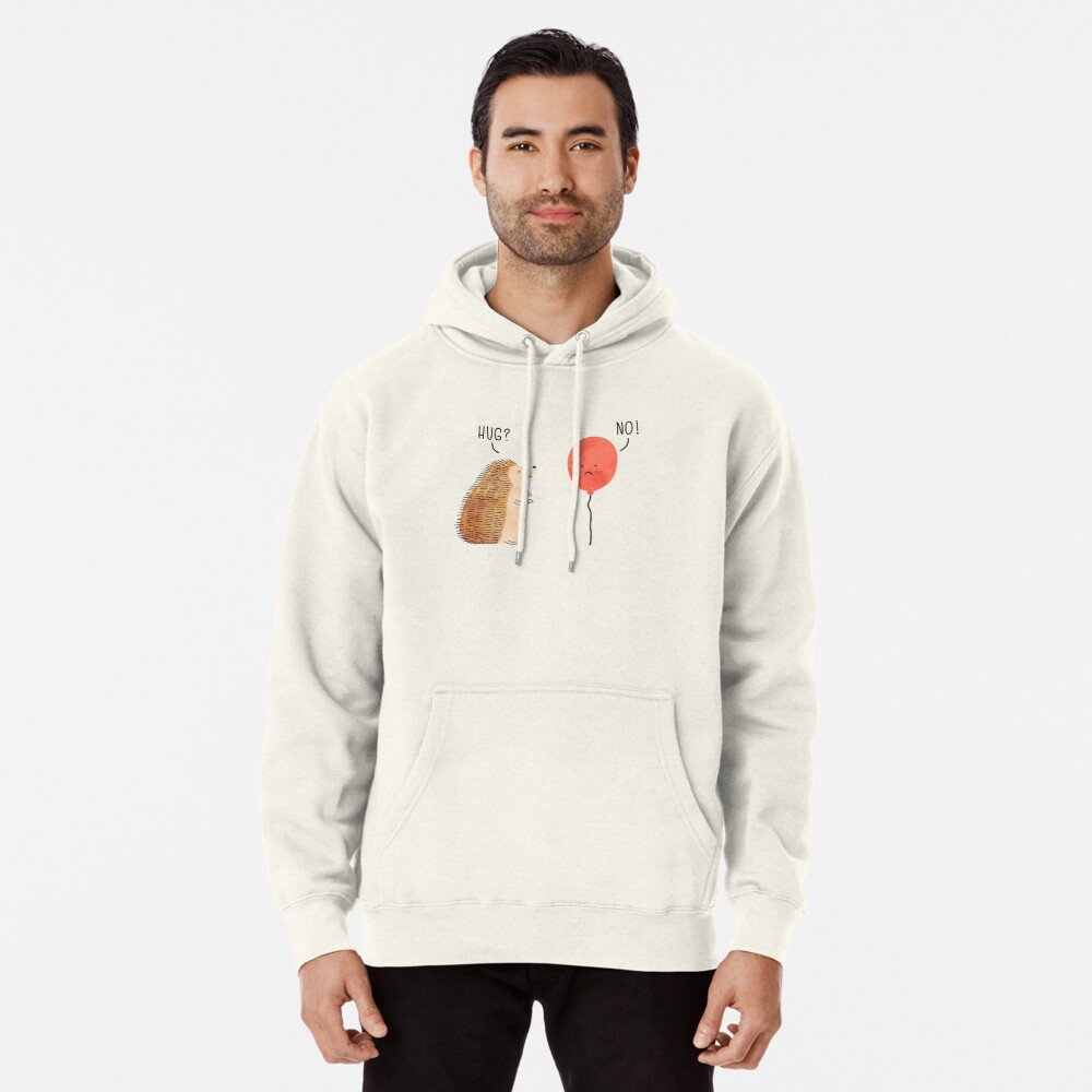 impossible love Pullover Hoodie