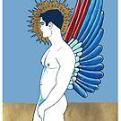 Einsamer Engel by Vilela Valentin